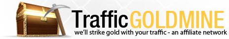 TrafficGoldmine.com Logo
